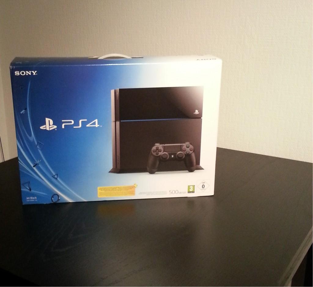 Seuraavan sukupolven konsolit: Sony Playstation 4