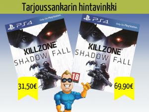 Sankarin pelinurkka – miten säästää PS4-peleissä